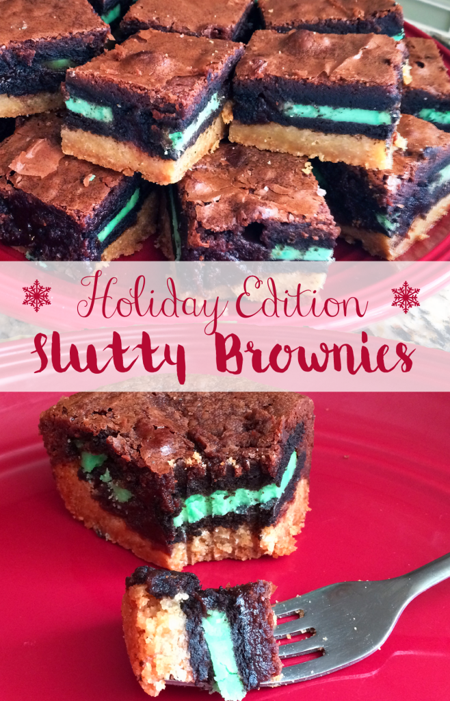 slutty brownies short